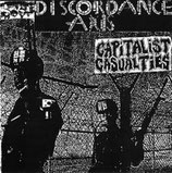 DISCORDANCE AXIS / CAPITALIST CASUALTIES - Split 7""