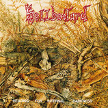 HELLBASTARD - Heading For Internal Darkness CD w/ slipcase