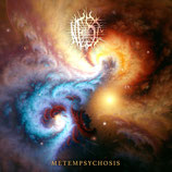 Nest - metempsychosis LP (orange/brown splatter)
