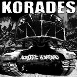KORADES (Ger) - acoustic warfare - lim. Digi CD