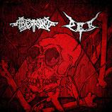 ABERRANT / D.E.R. - Split LP