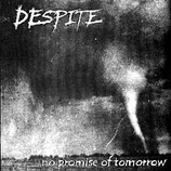 Despite - No Promise of Tomorrow – LP