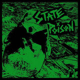 STATE POISON - s/t 7""