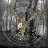 """KEITZER / DAS KRILL - Split 7"""""""