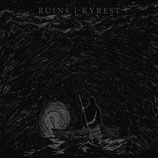 Ruins / Kyrest – Split LP