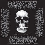"AGATHOCLES / NUNSLAUGHTER - split 7""EP"