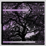 ARCHIVES - 'DECLINE' CD