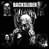 "BACKSLIDER - Maladapted 7"""