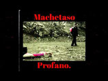 MACHETASO PROFANO - Self Titled - CD