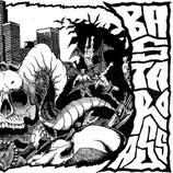 """Bastardass / All Gone Dead - Split 7"""""""