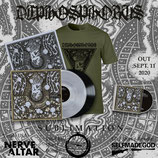 DEPHOSPHORUS - Sublimation LP - Lim. CLEAR VINYL & Shirt BUNDLE