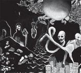 "Dead Radical/Republicorpse – Split 7"""