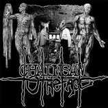 """Chainsaw to the Face - Agonizing Pain and Perpetual Misery 2004-2009 LP"""""""
