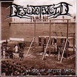 Desolatevoid - No Sign of Better Times – CD