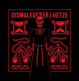 """Hetze / Dismalfucker - Split 12"""":"""