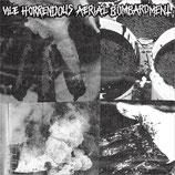 Vile Horrendous Aerial Bombardment - Sovereignty in Rubble LP (BLACK VINYL)