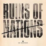 ED WARNER - Ruins of Nations LP