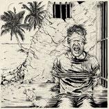 SUFFERING QUOTA / PSYCHONEUROSIS / HERIDA PROFUNDA  - In Fear We Trust - 3 Way Split - MLP