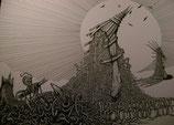 Transatlantic Rat's Atom / BirdEye - Split LP