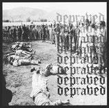 """DEPRAVED - DEMO 2016      7"""""""
