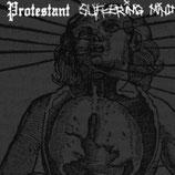 "Suffering Mind / Protestant - split 6"""