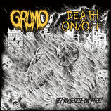 GRUMO/DEATH ON/OFF - split 7""