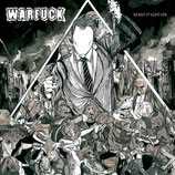 "WARFUCK- Neantification 12""LP (clear vinyl)"