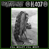 AGATHOCLES / H.407 - Split LP