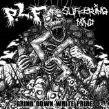 P.L.F. / SUFFERING MIND - Split 5""