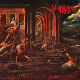 ENCOFFINATION -  Ritual Ascension Beyond Flesh - Gatefold LP - Black Wax
