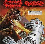 NEUROPATHIA / EPICRISE - Split CD