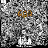 "G.O.D.- Body Horror 12""LP"