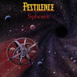 PESTILENCE - SPHERES LP (BLACK VINYL)