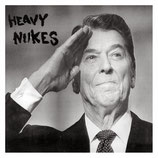 Heavy Nukes - 2nd EP 12""