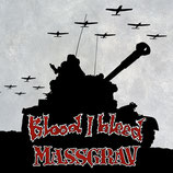 BLOOD I BLEED / MASSGRAV split CD