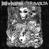 DAYS OF DESOLATION / TRAVÖLTA - split 10""