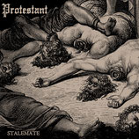 "PROTESTANT stalemate 10"" (repress) US pressing"
