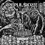 REPULSIONE - Desecrating.    Gatefold LP