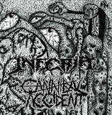 Cannibal Accident / Inferia - split 7""