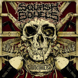 SQUASH BOWELS - Grindcoholism LP BLACK WAX
