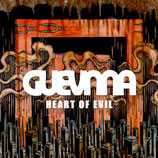 GUEVNNA - Heart Of Evil – Limited Edition 180g Vinyl LP  + MP3