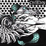 """CHIENS - Vultures are our future      Gatefold 10"""""""