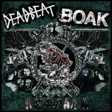 DEADBEAT / BOAK -Split 7""
