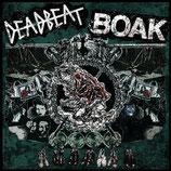 """DEADBEAT / BOAK -Split 7"""""""