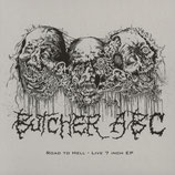 BUTCHER ABC - Roar To Hell   Gatefold-7""