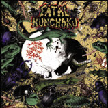 FATAL NUNCHAKU - paving stone under the beach 10""