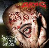GROG - Scooping Cranial Insides LP