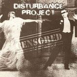 DISTURBANCE PROJECT/ TERRORISMO MUSICAL - split 7''