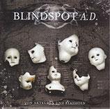 """BLINDSPOT AD / UNHOLY GRAVE - split 7""""EP"""