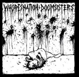 "WHORESNATION / DOOMSISTERS split 10""LP"